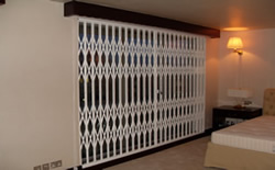Security Grill Shutters installed & Repaired Skelmersdale